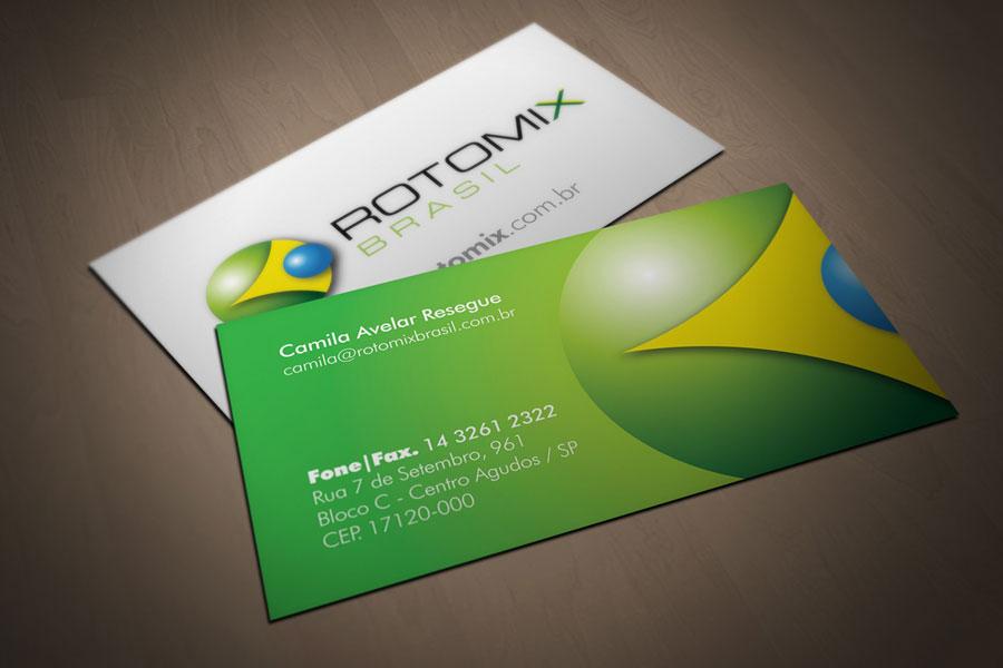 Rotomix - Cartão de Visitas