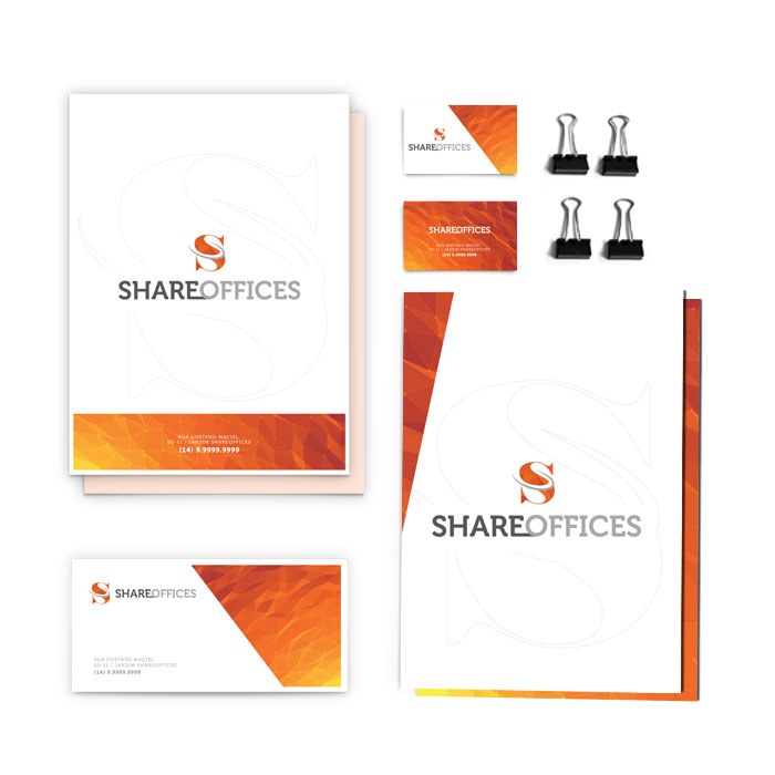 Share Offices - Papelaria