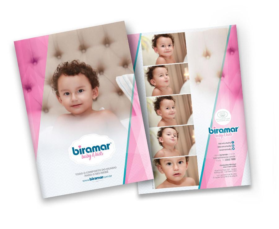 Biramar - Capa de Catálogo