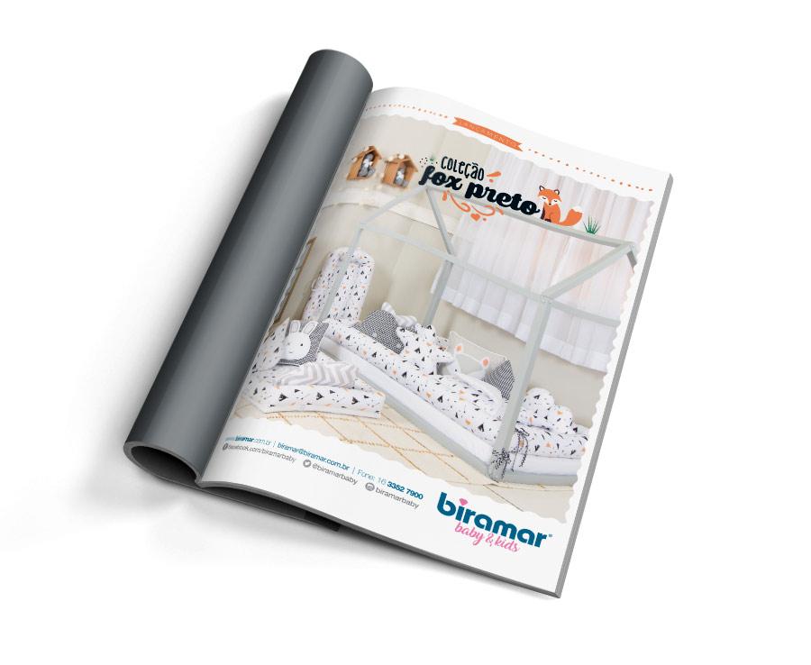 Biramar - Anúncio Revista