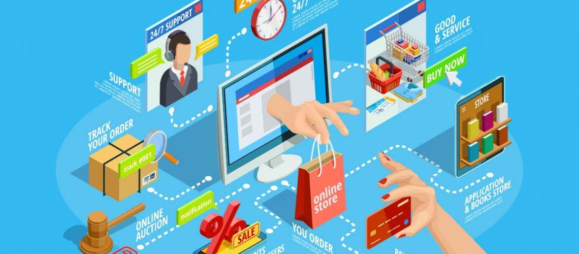 criação de ecommerce
